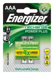 Pile rechargeable - Energizer RECH POWER PLUS - AAA - 700 MA - Energizer 416992
