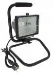 Projecteur portable halogène 300W sans lampe avec cable de 3 mètres