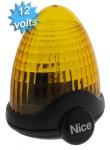 Clignotant NICE Lucy 12 volts avec antenne intégrée
