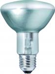 Ampoule halogène Osram Spot Eco E27 - 57W - 2800K - 230V - 20D - R80