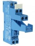 Support finder série 9505 pour relais miniatures 40 et 44
