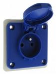 Prise tableau 16 Ampères 2P+T IP54 bleu - Legrand 57671