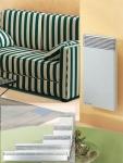 Applimo Brio mini-plinthe 750 Watts blanc