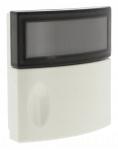 Bouton poussoir étanche porte étiquette IP44 Legrand Salsa