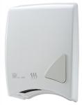 Séche main compact bouton poussoir SL2008 Blanc 1875 watts