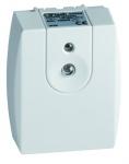 Interrupteur Crépusculaire - Hager - compact basique 8A