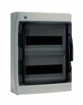 Tableau étanche - IP65 - 24 modules - Gris - Iboco Pablo - Iboco 06541