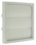 Grille carré automatique 186 x 186 mm - Aldes