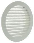 Grille ronde plastique diamètre 184mm
