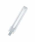 Ampoule Fluocompacte - Osram Dulux S - 7 Watts - G23 - 4000K