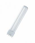 Ampoule Fluocompacte - Osram DULUX L Lumilux - 24 Watts - 2G11 - 3000K