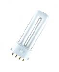 Ampoule Fluocompacte - Osram Dulux S/E - 9 Watts - 2G7 - 4000K