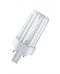 Ampoule Fluocompacte - Osram Dulux T Plus - 26 Watts - GX24D-3 - 4000K