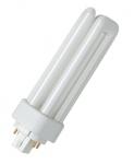 Ampoule Fluocompacte - Osram Dulux T/E Plus - 18 Watts - GX24Q-2 - 3000K