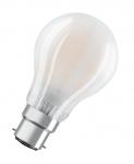 Ampoule à LED - Osram LEDFIL CLASSIC PARATHOM - B22 - 7W - 2700K - CLA60 - Verre dépolie - Osram 061798