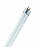 Tube fluorescent - Osram Lumilux T5 HE - 14 Watts - G5 - 6500K - 1100 Lumens
