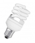 Ampoule Fluocompacte Osram Dulux Pro Mini Twist E27 - 20W - 4000K - 230V