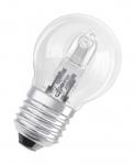Ampoule halogène Osram Halogen Classic P - E27 - 30W - 2700K - 230V - P45