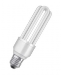 Ampoule Fluocompacte - Osram Dulux Pro Stick - Culot B22 - 15 Watts - 2700K - Osram 952256