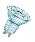 Ampoule à Led - Osram PARATHOM Advanced - GU10 - 4.6W - 2700K - 36D - PAR16