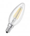 Ampoule à Led - Osram PARATHOM Retrofit Classic - E14 - 4W - 2700K - B35 - Claire