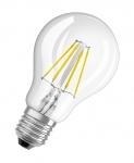 Ampoule à Led Osram PARATHOM Retrofit CLASSIC A - E27 - 4W - 2700K - A60