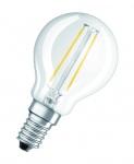 Ampoule à Led - Osram PARATHOM Retrofit Classic - E14 - 2.1W - 2700K - P45 - Claire