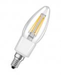 Ampoule à Led - Osram PARATHOM Retrofit Advanced Classic - E14 - 4.5W - 2700K - B35 - Claire