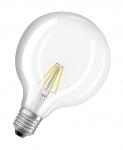Ampoule à Led - Osram PARATHOM Retrofit CLASSIC - E27 - 6W - 2700K - 230V - G125