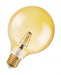 Ampoule à Led - Osram PARATHOM Retrofit CLASSIC - E27 - 4W - 2700K - 230V - G125