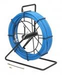 Aiguille polyester - Diamètre 6 mm - 50 Mètres - Avec dérouleur - Bizline 760008