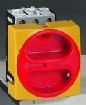 Interrupteur de proximité 4 pôles 25A - Encastré