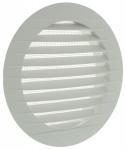 Grille ronde plastique diamètre 159mm