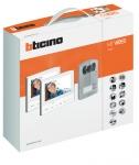 Kit Vidéophone - Couleur - 2 appels - Bticino Classe 300 E - Saillie