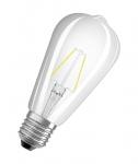 Ampoule à Led Osram PARATHOM Retrofit Classic ST - E27 - 2W - 2700K - ST64