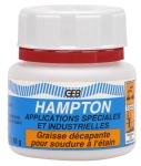 Décapant graisse pour soudure à l'étain - Geb HAMPTON - Boîte 85 grammes