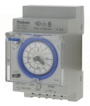 Horloge hebdomadaire 1 contact NO-NF Theben SUL 191 W