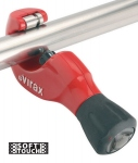 Coupe tube - Pour tubes en inox de 3 à 35 mm - Virax