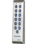 Digicode CDVI PROFIL100E/INT à poser en saillie en inox - 2 relais