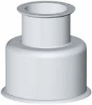 Manchon double WC - Grand modèle - 30 x 65 - Parab 2205-b - Gripp 298549