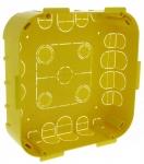 Boîte de dérivation cloison sèche 170 x 170 x 50 avec couvercle Legrand Batibox