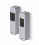 Photocellule infrarouge - Nice ERA EPSAB - Slim - Boitier métallique - BlueBus