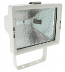 Projecteur extérieur halogène R7S 118 400W Aric MX500 blanc