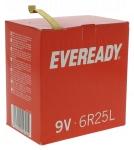 Pile 6R25L 9V energizer