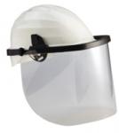 Ecran de protection pour casque de chantier