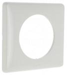 Plaque Céliane 1 poste Blanc