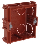 Boite 2 modules associable à sceller profondeur 30 mm Legrand Batibox