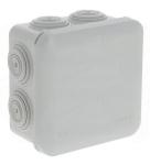 Boite de dérivation étanche 80 x 80 x 45 mm Legrand Plexo
