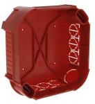 Boîte de dérivation à sceller 120 x 120 x 40 avec couvercle