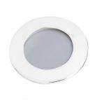 Interrupteur blanc à encastrer intérieur meubles 15